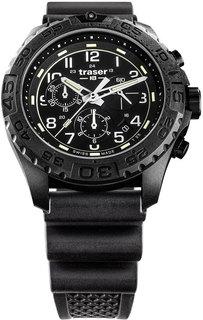 Швейцарские мужские часы в коллекции Профессиональные Мужские часы Traser TR_108679