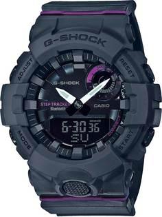 Японские мужские часы в коллекции G-SHOCK Мужские часы Casio GMA-B800-8AER