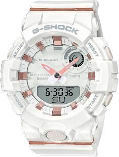 Японские мужские часы в коллекции G-SHOCK Мужские часы Casio GMA-B800-7AER