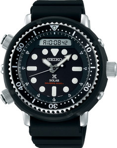 Японские мужские часы в коллекции Prospex Мужские часы Seiko SNJ025P1