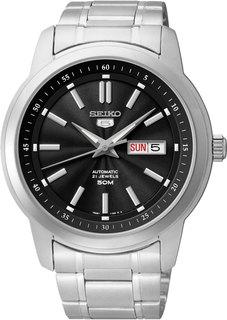 Японские мужские часы в коллекции SEIKO 5 Мужские часы Seiko SNKM87K1