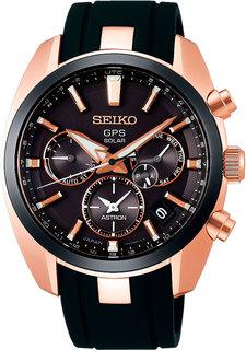 Японские мужские часы в коллекции Astron Мужские часы Seiko SSH024J1