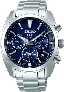 Японские мужские часы в коллекции Astron Мужские часы Seiko SSH019J1
