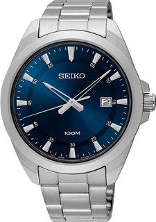 Японские мужские часы в коллекции Promo Мужские часы Seiko SUR207P1