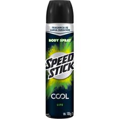 Дезодорант-антиперспирант Mennen Speed Stick Cool Life 140 мл