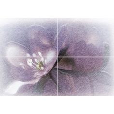 Панно Alma Ceramica Lila PWU07LIL1 49,8x72,8 см