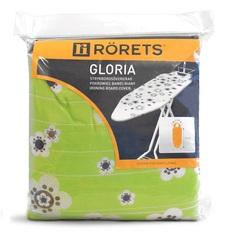 Чехол для гладильной доски Rorets gloria 43x127 см