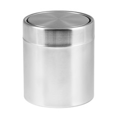 Контейнер настольный для мусора Zeller d-11,5х14 см