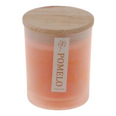 Свеча ароматическая Sunford в стакане матовая 7.4x8cm помела