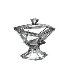 Конфетница Crystalite Bohemia Оригами 23,5 см