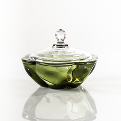 Конфетница Crystalite Bohemia Барлей 19,5 см