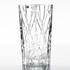 Ваза Crystalite Bohemia Лабиринт 35,5 см