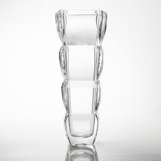 Ваза Crystalite Bohemia Сегмент 34 см