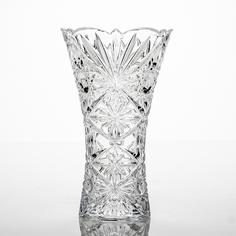 Ваза Crystalite Bohemia Тукана-Миранда 25 см