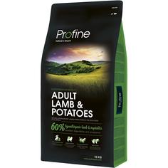 Корм для собак Profine Adult С ягненком и картофелем 15 кг