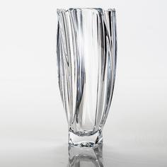 Ваза Crystalite Bohemia Нептун 30,5 см