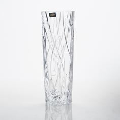 Ваза Crystalite Bohemia Лабиринт 25,5 см