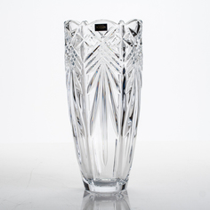 Ваза Crystalite Bohemia Нова Таурус 30 см