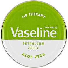 Бальзам для губ Vaseline Алоэ вера 20 г