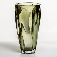 Ваза Crystalite Bohemia Барлей 25,5 см