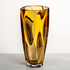 Ваза Crystalite Bohemia Барлей 30,5 см