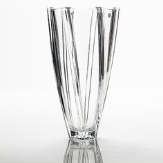 Ваза Crystalite Bohemia Инфинити 35,5 см