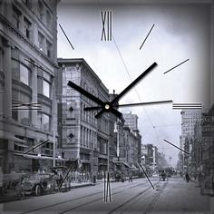 Часы настенные МихаилМосквин ст6.37 Михаилъ Москвинъ