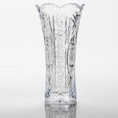 Ваза Crystalite Bohemia Полар 35,5 см