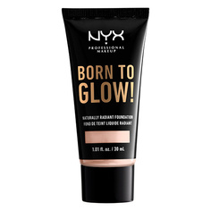Основа тональная для лица NYX PROFESSIONAL MAKEUP BORN TO GLOW тон Light porcelain