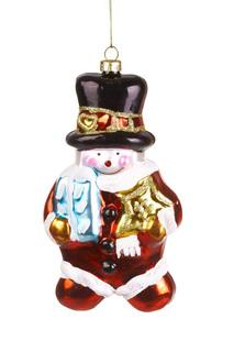 Елочная игрушка ручной работы DUE ESSE CHRISTMAS