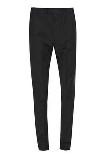 Черные брюки из шерсти Paul Smith