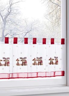 Короткие шторы Кухонная штора Руди Bonprix