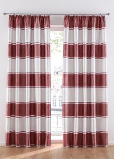 Плотные шторы Штора Линнеа (1 шт.) Bonprix