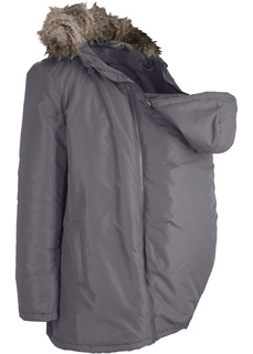 Куртки Куртка для беременных / куртка унисекс для молодых родителей Bonprix