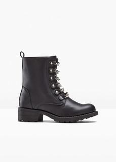 Ботинки в байкерском стиле Bonprix