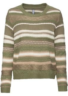 Пуловеры Пуловер Bonprix
