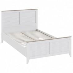Кровать полутораспальная Ривьера СМ 241.13.21 Triya