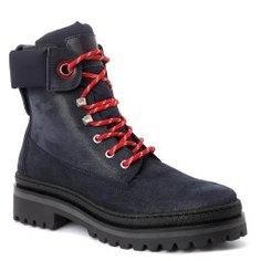 Ботинки TOMMY HILFIGER FW0FW04343 темно-синий