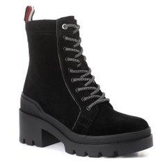 Ботинки TOMMY HILFIGER FW0FW04338 черный