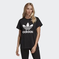 Футболка Boyfriend Trefoil adidas Originals
