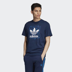 Футболка Monogram Square adidas Originals