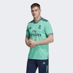 Третья игровая футболка Реал Мадрид adidas Performance
