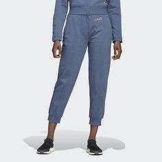 Брюки-джоггеры для фитнеса adidas by Stella McCartney