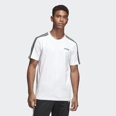 Футболка Essentials 3-Stripes adidas Athletics