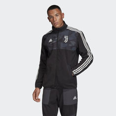 Флисовая куртка Ювентус Seasonal Special adidas Performance