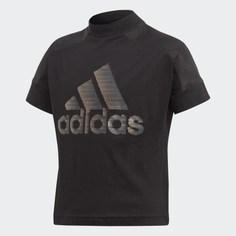 Футболка ID Glam adidas Performance