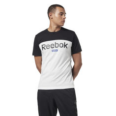 Спортивная футболка Training Essentials Linear Logo Reebok