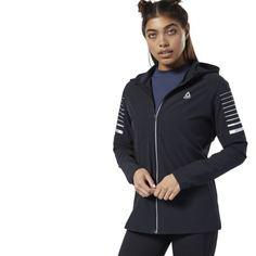 Спортивная куртка Running Shell Fleece Reebok