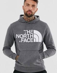 Серый худи The North Face