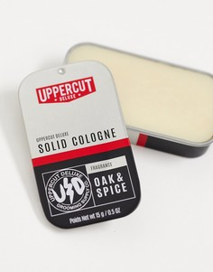 Твердый одеколон Uppercut Deluxe Oak & Spice
